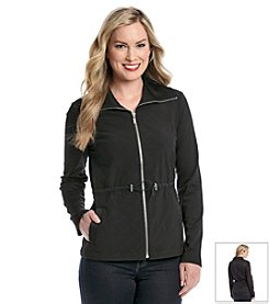 Laura Ashley® Petites' Quilted Weekend Jacket
