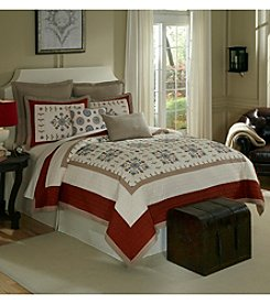 Nostalgia Home™ Bukhara Quilt Bedding Collection