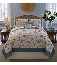 Nostalgia Home™ Celia Quilt Bedding Collection