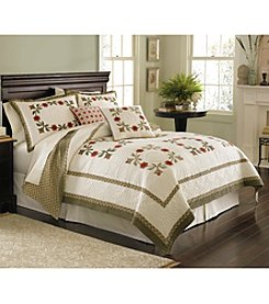 Nostalgia Home™ Folk Art Quilt Bedding Collection