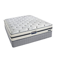 Beautyrest Talbot Drive Plush Mattress & Box Spring Set
