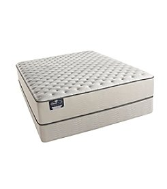 Simmons® BeautySleep Jamesport Extra Firm Mattress & Box Spring Set