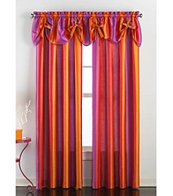 CHF Rainbow Ombre Tailored Window Treatment