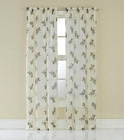 CHF Water Lily Scroll Window Panel