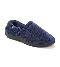 Isotoner® Men's Classics Microterry Slip-On Slipper