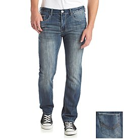 T.K. Axel MFG Co.® Men's Slim Straight Fit Jeans