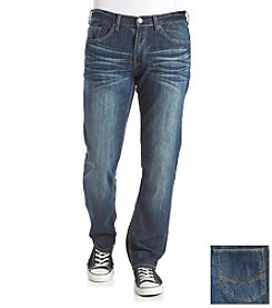 T.K. Axel MFG Co.® Men's Slim Fit Straight Jeans