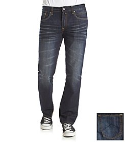 Axel MFG Co.® Men's Slim Straight Denim