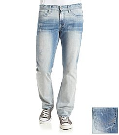T.K. Axel MFG Co.® Men's Slim Straight Denim
