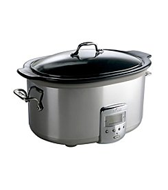 All-Clad® Stainless Steel 6.5-qt Slow Cooker