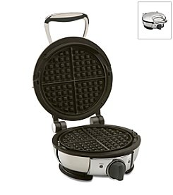All-Clad® Stainless Steel Round Waffle Maker