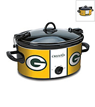Green Bay Packers NFL Crock-Pot® Cook & Carry™ 6-qt. Slow Cooker
