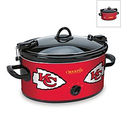 Kansas City Chiefs NFL Crock-Pot® Cook & Carry™ 6-qt. Slow Cooker