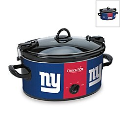 New York Giants NFL Crock-Pot® Cook & Carry™ 6-qt. Slow Cooker