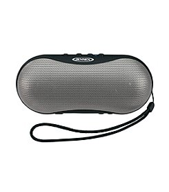 Jensen Portable Bluetooth Speaker with Rechargeable Battery and Talk/Call/Hands-Free Capability