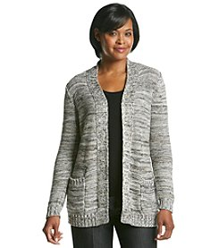 Studio Works® Marled Open Cardigan