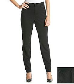 Gloria Vanderbilt® Holly Tuxedo Ponte Legging