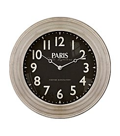 FirsTime Paris Portal Wall Clock
