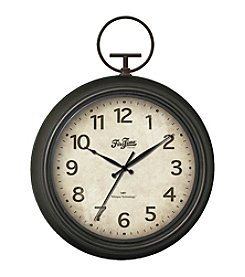FirsTime Pocket Watch Wall Clock