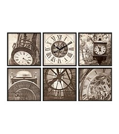 FirsTime Timekeeper Plaque Set