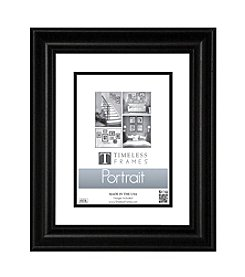 Timeless Frames® Lauren Portrait Silver Tabletop Frame