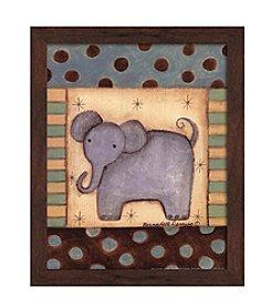 Timeless Frames® Baby Elephant Framed Art