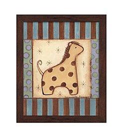 Timeless Frames® Baby Giraffe Framed Art