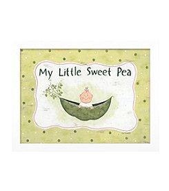 Timeless Frames® My Little Sweet Pea Framed Art