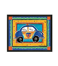 Timeless Frames® Police Car Framed Art