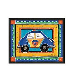 Timeless Frames® Police Car Framed Art