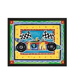 Timeless Frames® Race Car Framed Art