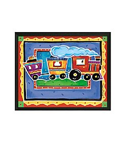 Timeless Frames® Train Framed Art