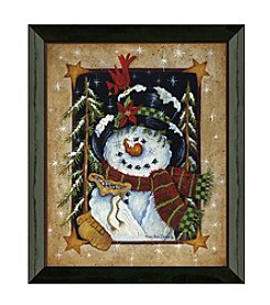 Timeless Frames® Feeding the Birds Framed Art