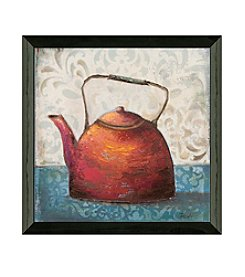 Timeless Frames® Red Pots I Framed Art
