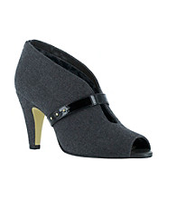 "Bella Vita® ""Nouveau"" Peep-toe Shooties"