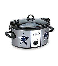 Dallas Cowboys NFL Crock-Pot® Cook & Carry™ 6-qt. Slow Cooker
