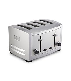 All-Clad® Stainless Steel 4-Slice Toaster