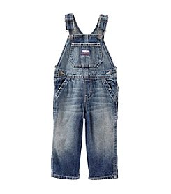 OshKosh B'Gosh® Baby Boys' Brooklyn Wash Overalls