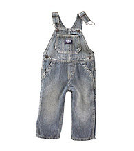 OshKosh B'Gosh® Baby Boys' Hickory Striped Overalls