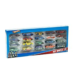 Mattel® Hot Wheels® 20 Car Pack