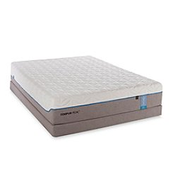 TEMPUR-Pedic® TEMPUR-Cloud® Elite Plush Mattress & Box Spring Set