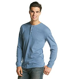 John Bartlett Consensus Men's Thermal Henley Shirt