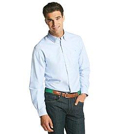 John Bartlett Consensus Men's Solid Oxford Shirt