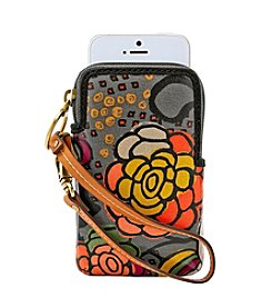 Fossil® Key-Per Carryall Case - Floral