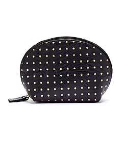 Relativity® Medium Dot Dome Pouch - Black