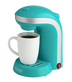Kitchen Selectives Single Serve Coffee Maker with 12-oz. Mug