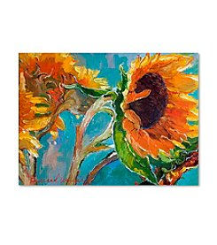 Trademark Fine Art Sun II by Richard Wallich Canvas Art