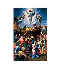 Trademark Fine Art The Transfiguration Canvas Art