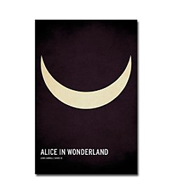 Trademark Fine Art Alice in Wonderland by Christian Jackson Canvas Art