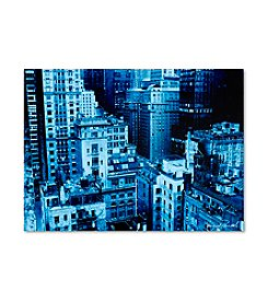 Trademark Fine Art Upper West Side by Miguel Paredes Canvas Art